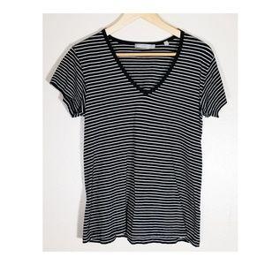 Vince || Striped T-shirt